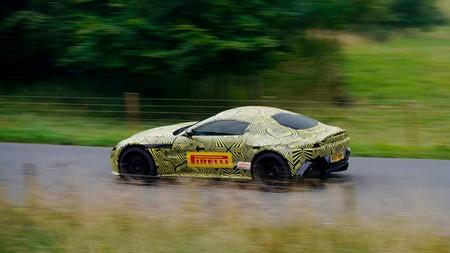 Aston Martin Vantage Teaser