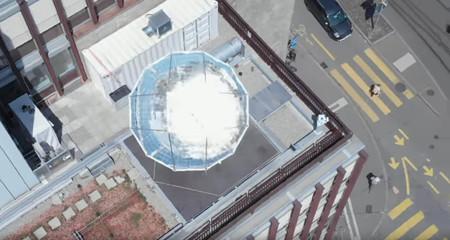 Refinería solar ETH Zürich