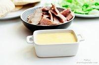 Receta de salsa de miel y mostaza fácil y rápida