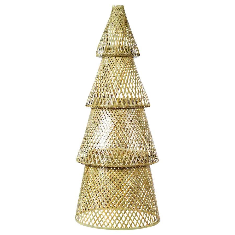 VINTER 2020 Adorno, árbol de navidad bambú120 cm