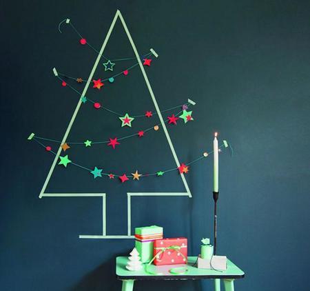 Adornos de papel para decorar tu navidad automontables y - Adornos de papel para navidad ...