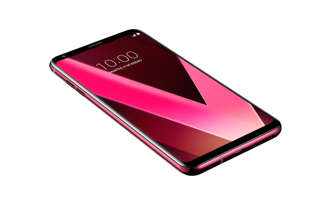 LG V30 en color rosa llega a España: disponible para comprar desde el 19 de febrero