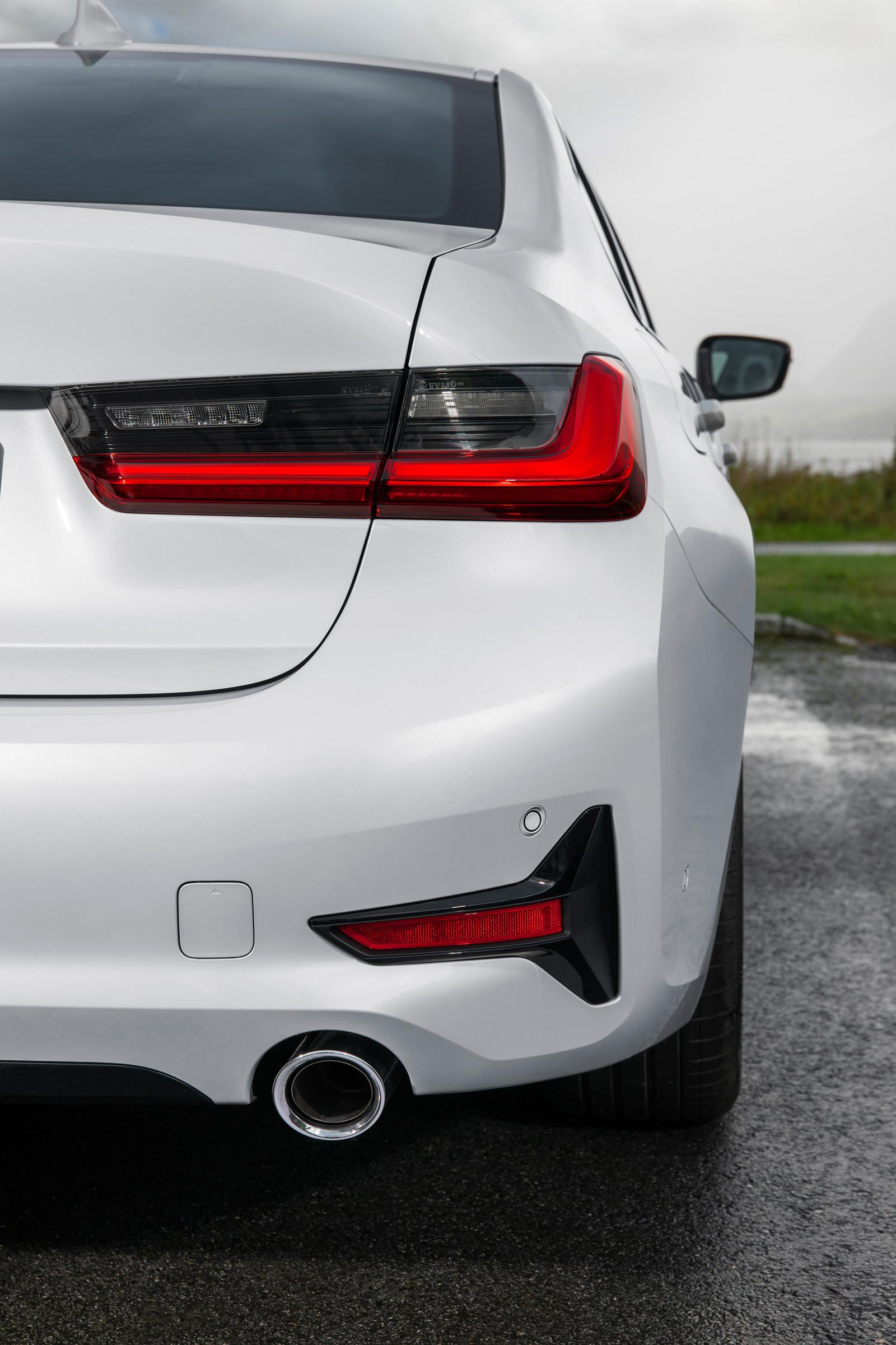 Foto de BMW Serie 3 2019 (69/131)