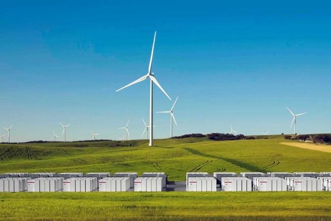 Baterias Tesla Australia