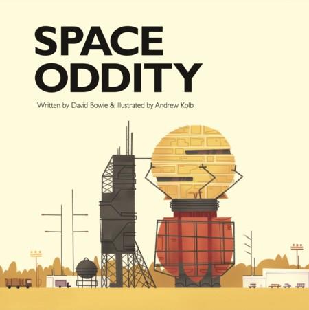 El precioso cuento infantil que surge de la historia de 'Space Oddity' de David Bowie