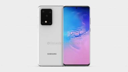 Samsung Galaxy S11 Plus Diseno Camaras Filtracion