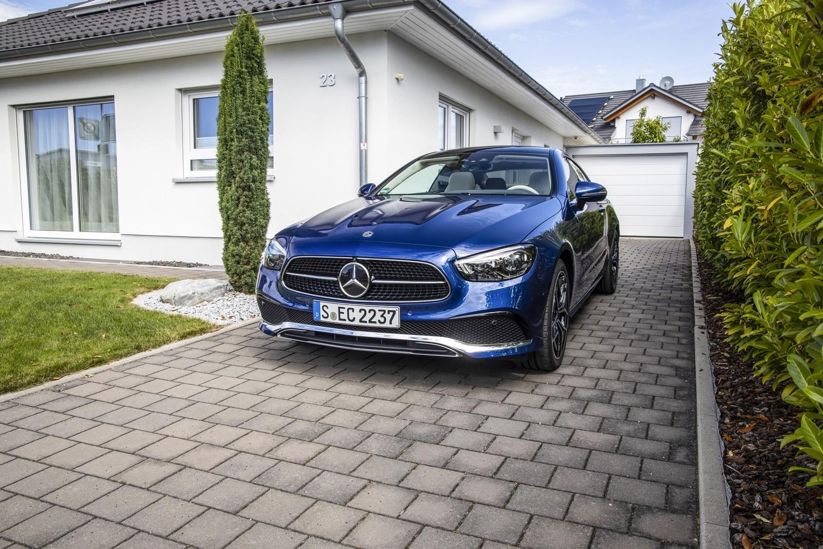 Foto de Mercedes-Benz Clase E 2020, prueba contacto (116/135)