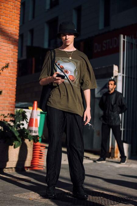 El Mejor Street Style De La Semana Los Modelos Se Coronan Como Reyes Del Estilo En Paris 10