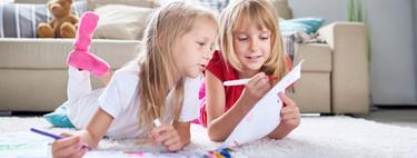 Quédate en casa: 39 ideas de juegos y actividades para entretener a los niños mientras os protegéis del coronavirus