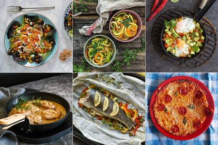 101 ideas de recetas fáciles y rápidas para una cena socorrida