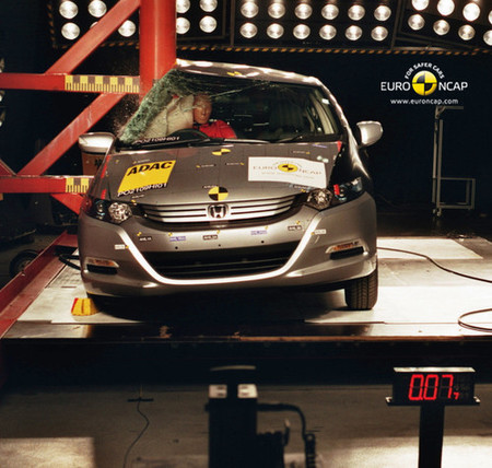 Honda Insight - EuroNCAP
