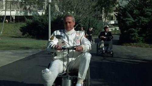 Paul Newman y el cine mudo: 'La última locura' de Mel Brooks