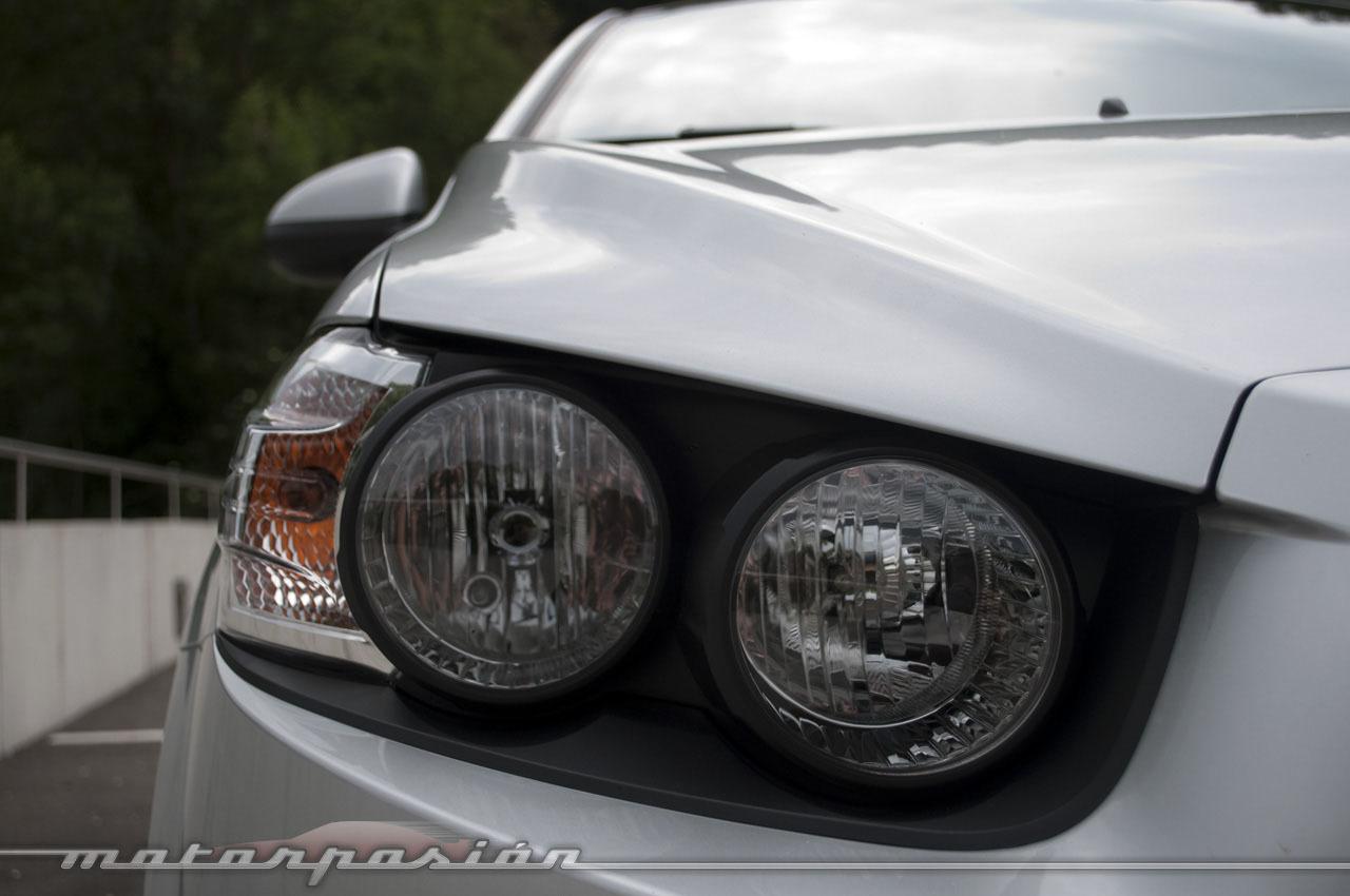 Foto de Chevrolet Aveo (presentación) (21/26)