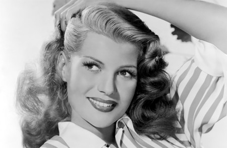 Rita Hayworth Mito Del Cine Copia