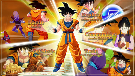 Las diferentes formas de fortalecer a los personajes de Dragon Ball Z: Kakarot en un nuevo tráiler