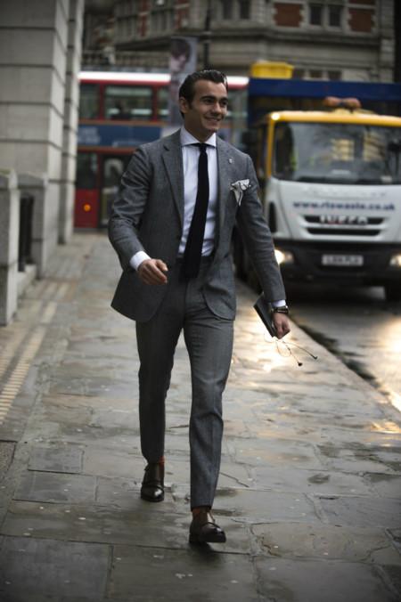 El mejor street-style de la semana: nos enfundamos un buen traje de chaqueta