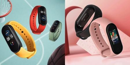 La nueva pulsera Xiaomi Mi Band 5 ya se puede comprar en España de forma oficial: qué ha cambiado respecto a la Mi Band 4
