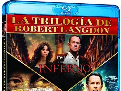 Trilogía El Código Da Vinci, en Blu-ray, por 16,09 euros en Amazon