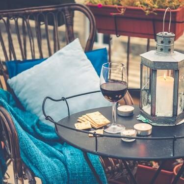 7 ideas inspiradoras que hemos visto en Pinterest para aprovechar al máximo terrazas pequeñas