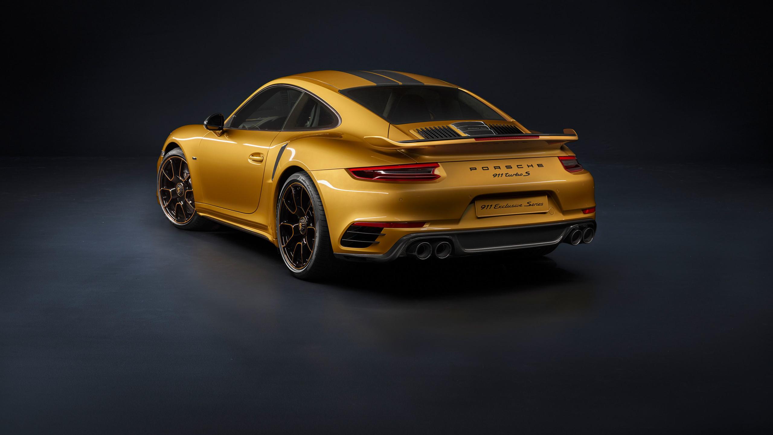Foto de Porsche 911 Turbo S Exclusive Series (5/12)