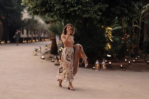 Los detalles de la lujosa agenda de las celebrities durante el viaje a Marrakech para asistir al impresionante desfile crucero de Dior