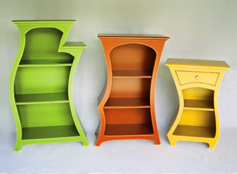 Dust Furniture, unos muebles diferentes