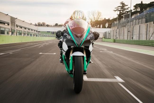 Cinco carreras de 10 vueltas y 160 CV para las motos eléctricas de MotoGP que llegarán en 2019