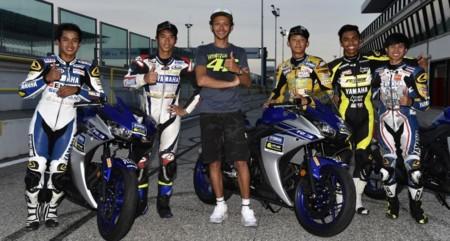 Yamaha Vr46 Master Camp5