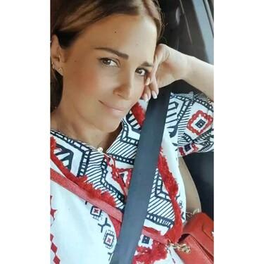 Paula Echevarría tiene el vestido étnico más bonito del verano y está en rebajas