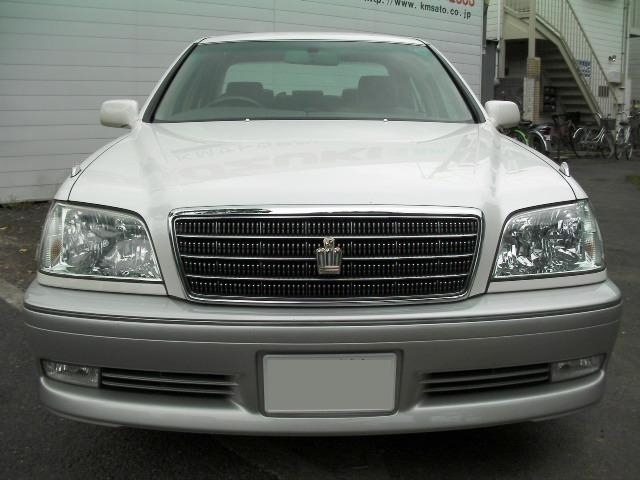 Toyota Crown (2001)