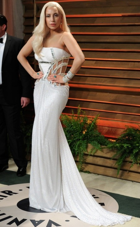 lady gaga oscar 2014 look vanity fair