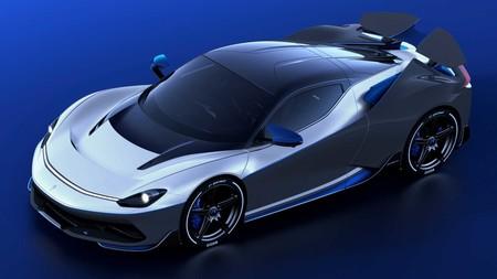 Pininfarina Battista Anniversario: la misma bestia eléctrica de 1.900 CV, pero limitada a sólo 5 unidades