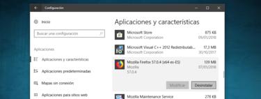 Cómo desinstalar y quitar programas en Windows 10