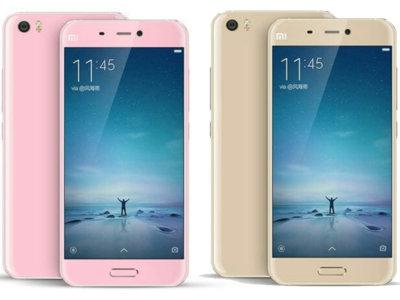 Xiaomi Mi5, nuevas imágenes filtradas confirman su aspecto, y Hugo Barra su producción