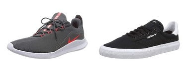 Chollos en tallas sueltas de zapatillas Nike, New Balance o Adidas por poco más de 30 euros en Amazon