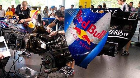 Red Bull quiere fabricar sus propios motores