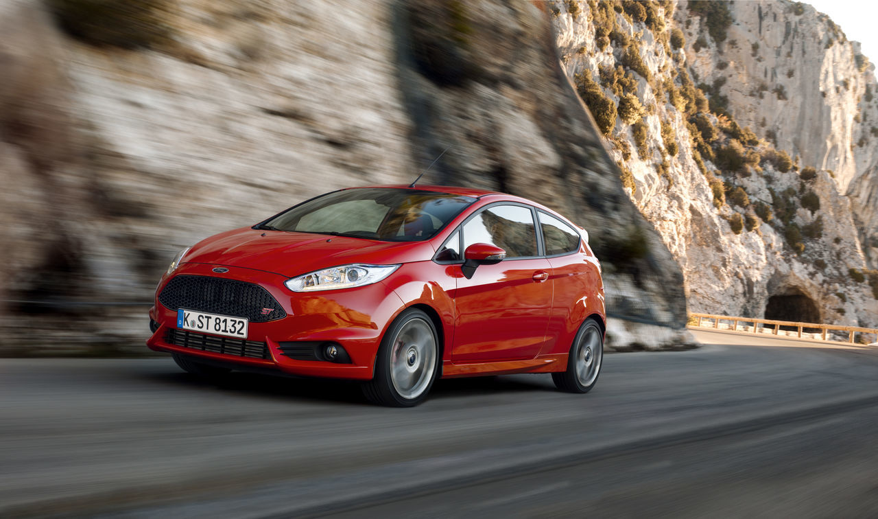 Foto de Ford Fiesta ST 2013 en Francia (1/50)