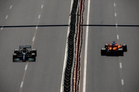 Bottas Norris Baku F1 2021
