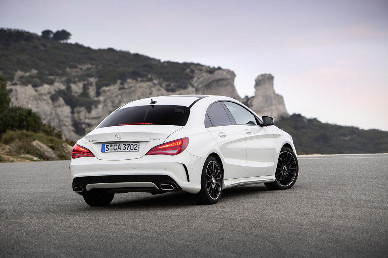 Foto de Mercedes-Benz Clase CLA (Saint-Tropez) (41/51)