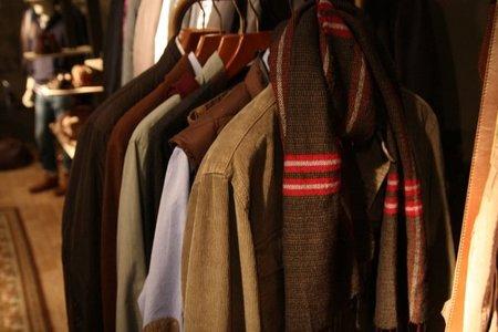 Massimo Dutti Otoño-Invierno 2011/2012: un vistazo al showroom con las nuevas propuestas