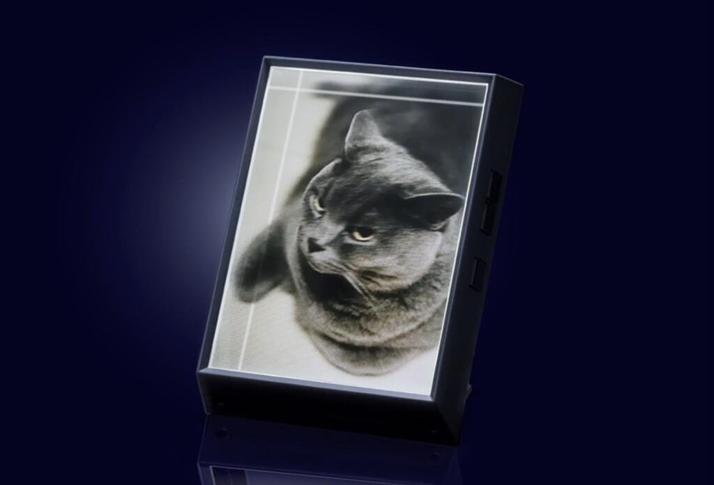 Looking Glass dice transformar cualquier fotografía en un holograma, y poseen un marco para visualizarlas en casa