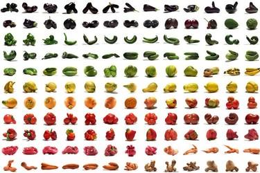 Mutatoes, frutas y verduras mutantes