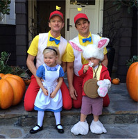 Yo quiero disfrazarme con Neil Patrick Harris en Halloween