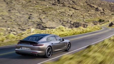 Porsche Panamera Turbo Executive 2016 2