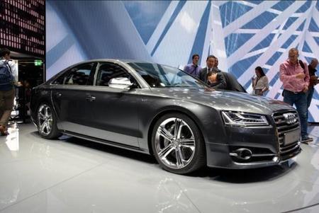 El Audi A8 tendrá en 2015 llantas de material plástico