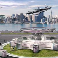 Con vehículos voladores: así es como Hyundai visualiza las ciudades del futuro