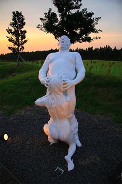 Jeju Loveland, un parque temático sexual en Corea