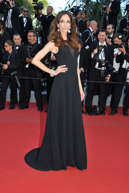 Eugenia Silva Cannes 2015 Dior