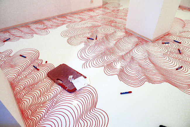 suelo rojo - 1
