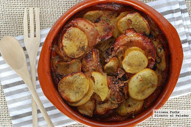 Image Result For Receta Patatas Con Costillas